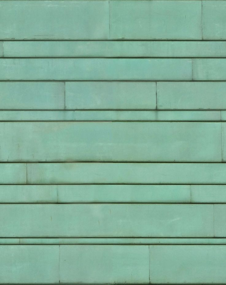 green copper sheeting seamless texture