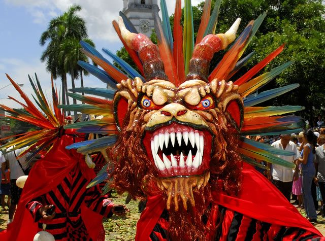 2012 Panama Carnival Trip to the Azuero Peninsula « Official Blog ...