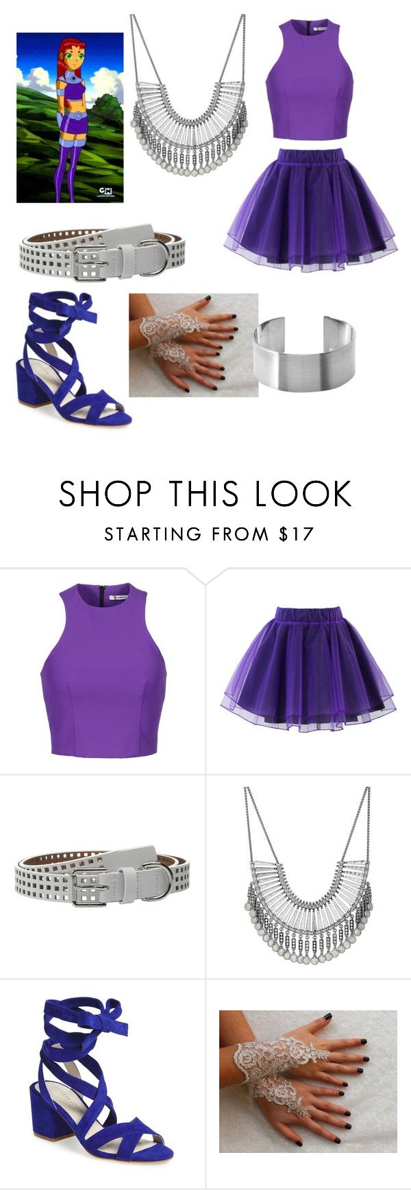 """""""Starfire 2016"""" by kayla-allaire on Polyvore featuring T By Alexander Wang, Chicwish, Lauren Ralph Lauren, Lucky Brand and Kenneth Cole"""