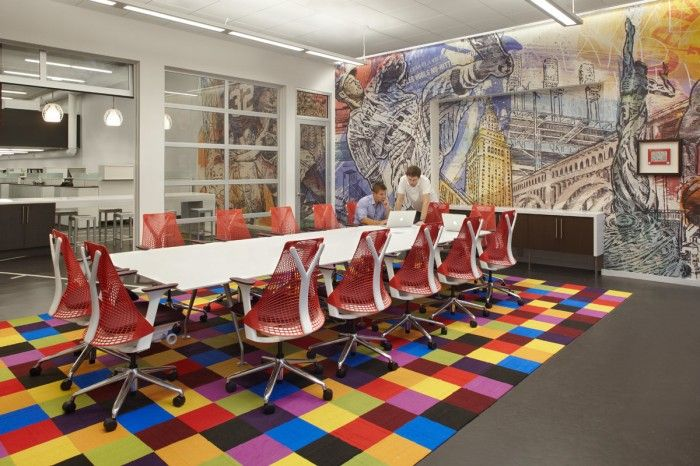 297 best images about conference room on pinterest eames office furniture and conference room for Commercial interior design cleveland
