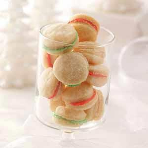 Cream Wafers Recipe from Taste of Home -- shared by Linda Clinkenbeard of Vincennes, Indiana