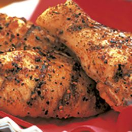 OLD BAY® Buffalo Wings - Grilling is a great way to get really crisp chicken wings. These OLD BAY seasoned wings are served Buffalo-style – tossed in a mixture of melted butter and hot sauce.