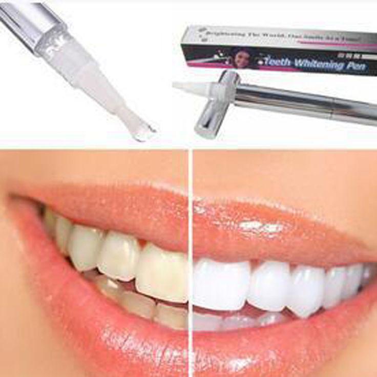 White Teeth Whitening Pen Dental Scaler Tooth Gel Whitener Bleach Teeth Whitening Kit Remove Stains Oral Hygiene