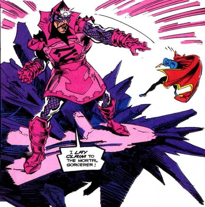 Juggernaut & Cyttorak- Marvel