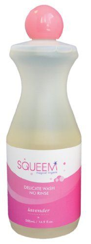 No Rinse Delicate Garment Wash by Squeem 802-INFIMAX by Squeem. $15.51 ...