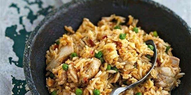 Cara Membuat Nasi Goreng Ayam Pedas | AlbarruNews