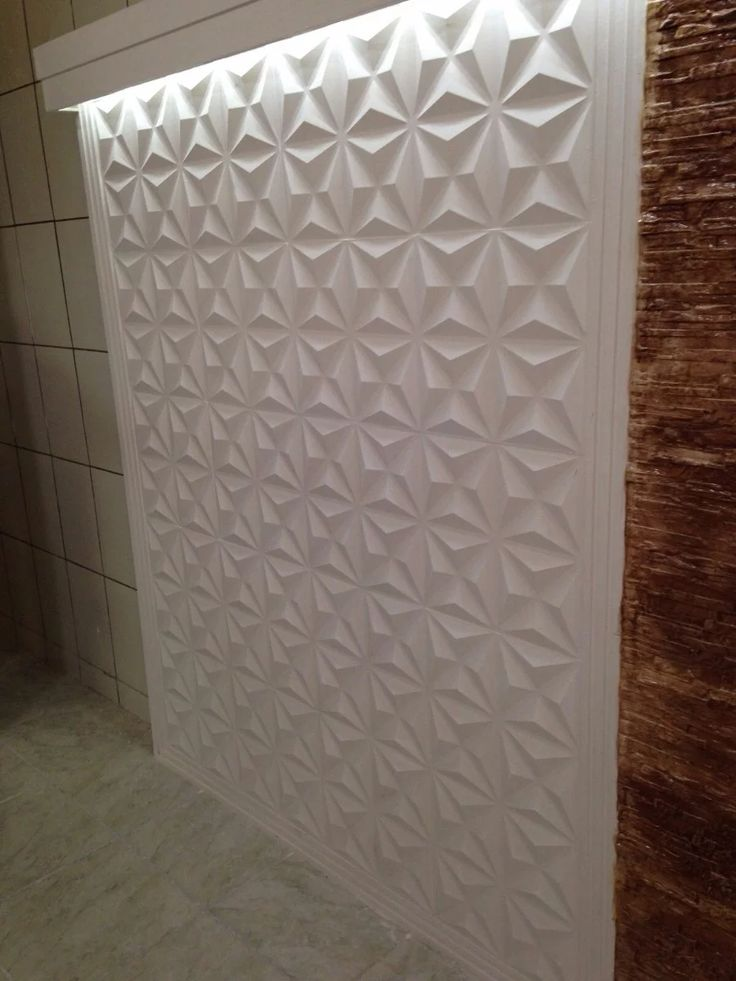 25 melhores ideias sobre placas de gesso no pinterest - Placas para paredes ...
