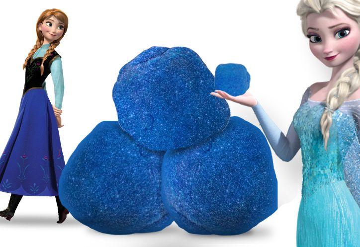 Pâte à modeler La reine des Neiges Tuto Pâte à modeler DIY Elsa Frozen - Tous les Heros