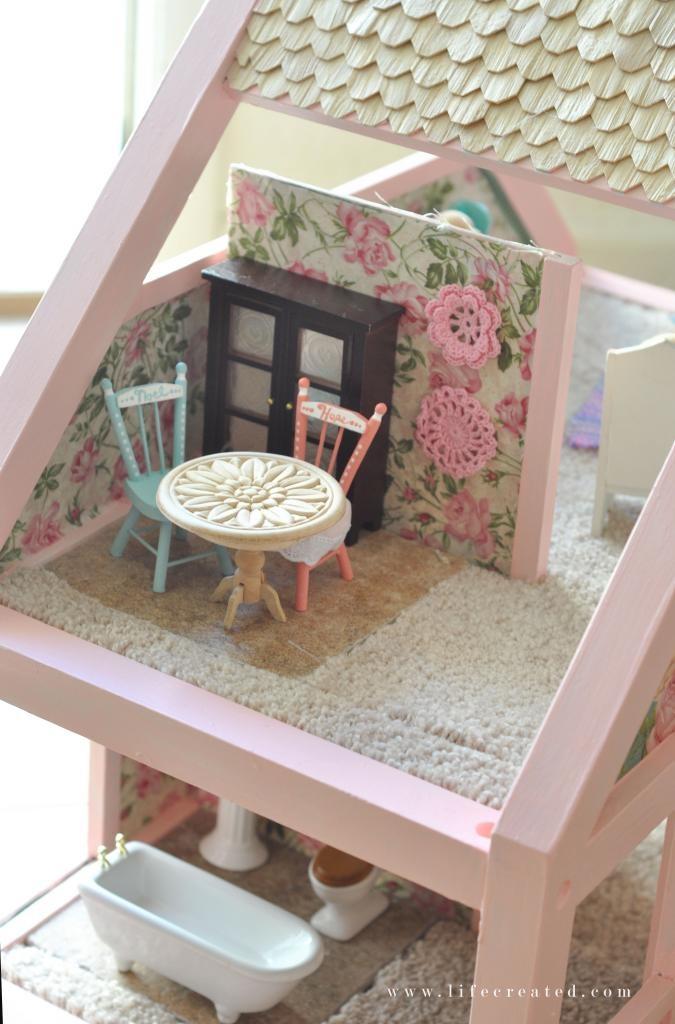 dollhouse ideas 16 best Barbie images on