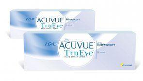 Soczewki kontaktowe 1Day Acuvue TruEye 30 szt. - soczewk jednodniowe, sferyczne