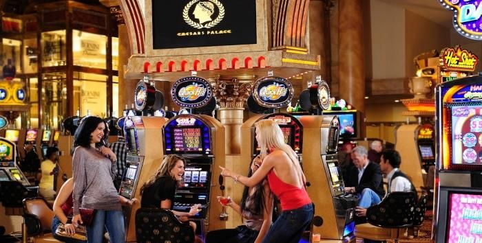 Best slots to play at palace station