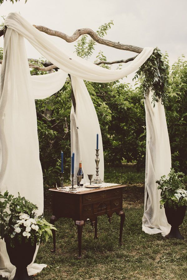 1000 Ideas About Ceremony Arch On Pinterest