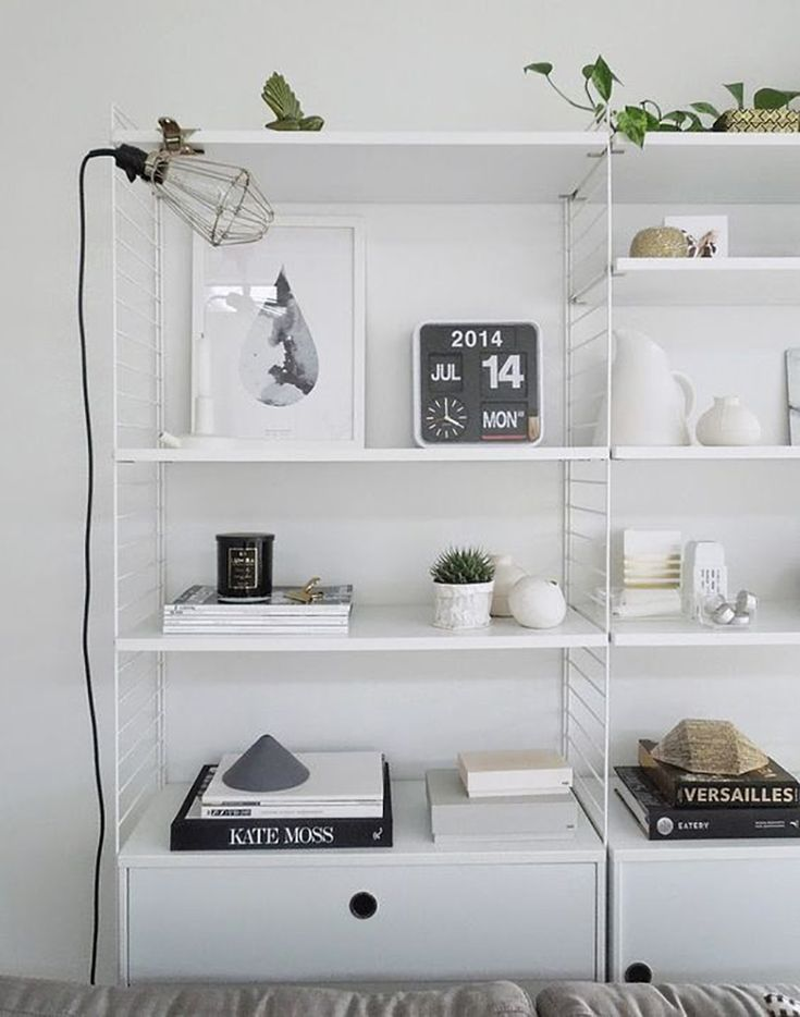 Do you have a bookshelf or some amazing built-in shelves that are just dying to be styled?? I don't know bout y'all, but I sure do love a perfectly put together bookcase.  Books mixed with rad piec...