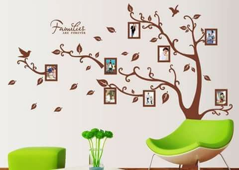 Family tree (brown) 800