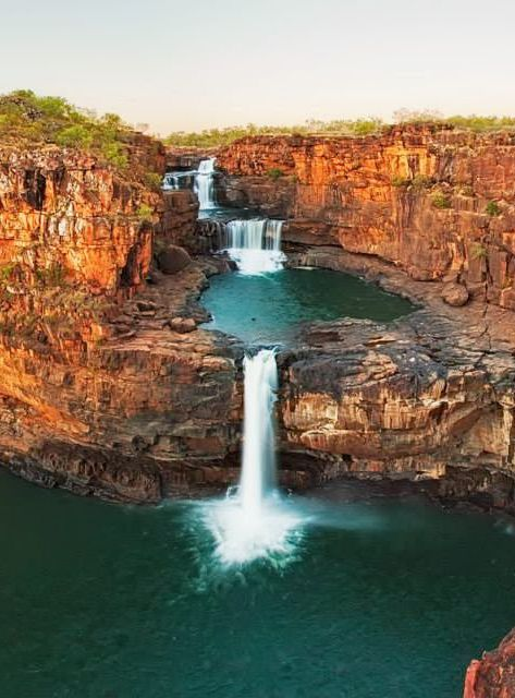 Mitchell Falls,Western Australia:
