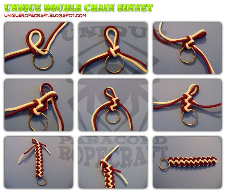 daisy chain rope instructions