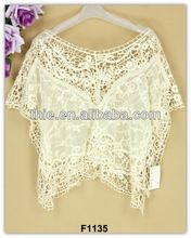 Popular sexy cheap price cotton crochet lace garments Best Seller follow this link http://shopingayo.space