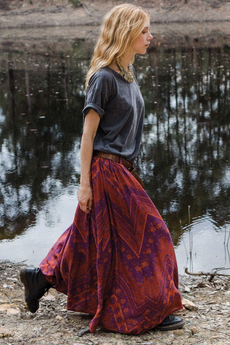 Phoenix Skirt   Amilita