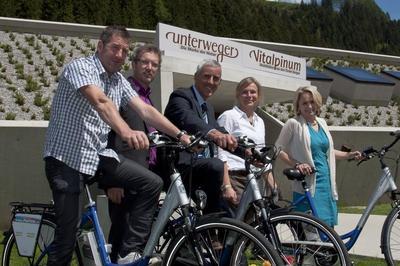Hochpustertal, Südtirol: Dolomiti SuperEbike