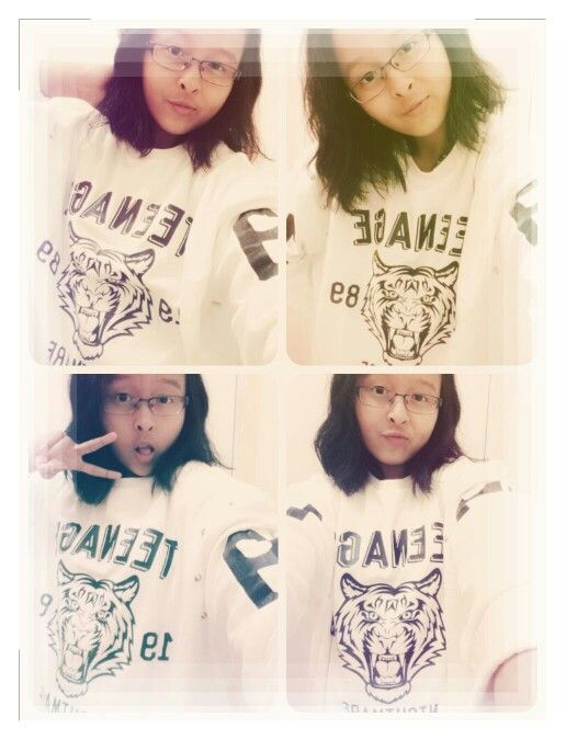 Tiger Sweater! Warm and soft from forever 21!