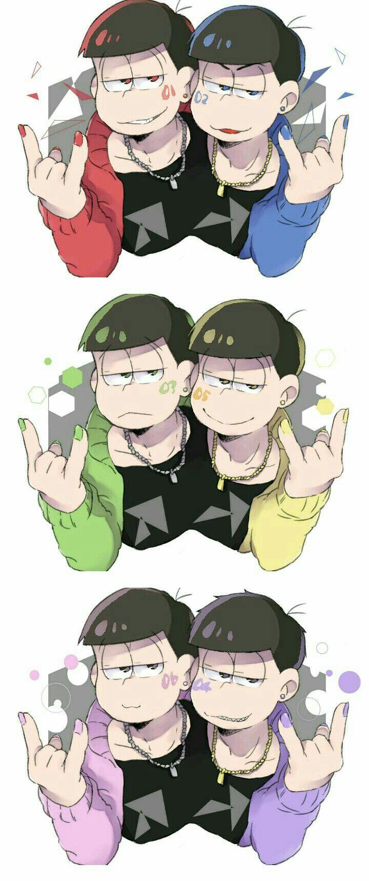Osomatsu-San / #anime