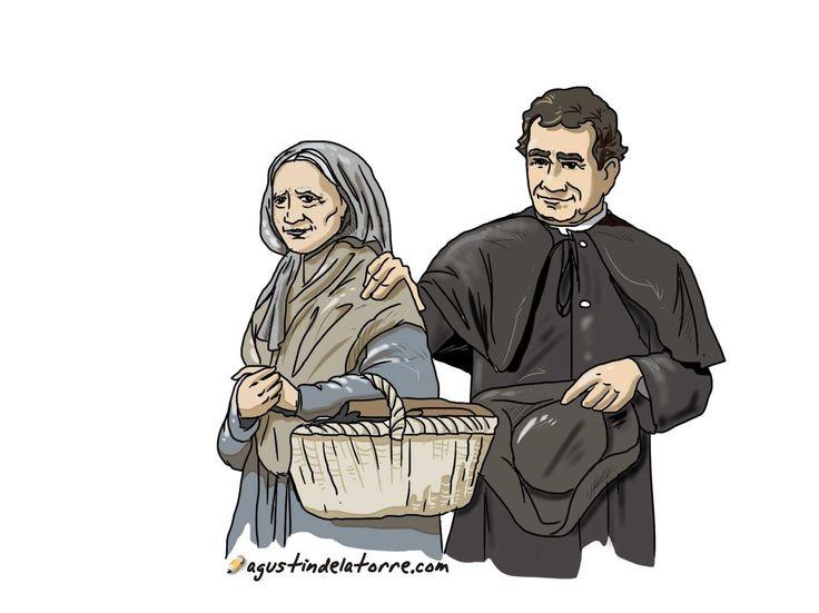 Musical Gracias Don Bosco - Agustin de la Torre Zarazaga. Dibujos y diseño gráfico