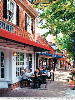 Chapel Hill, North Carolina :: Visitors Guide
