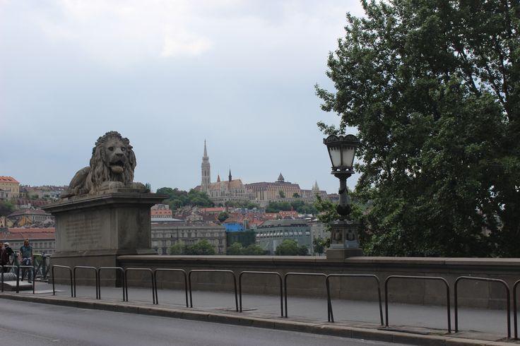 Elegant Budapest