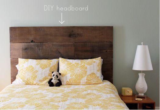 <3 regalosoutletonline.com <3 - DIY headboards