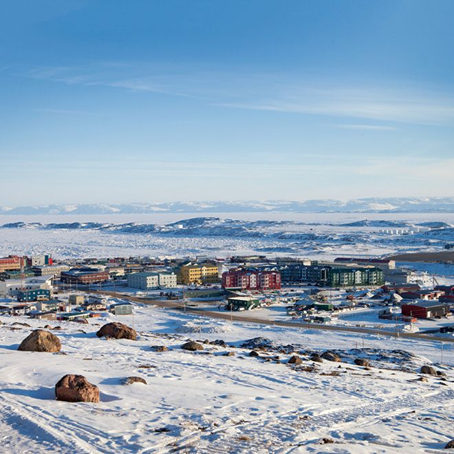 Food insecurity in Canada: One Nunavut family shares a day's meals For many Canadian families, especially in Nunavut, getting three square meals is a daily struggle. We go inside the Far North's food insecurity epidemic.