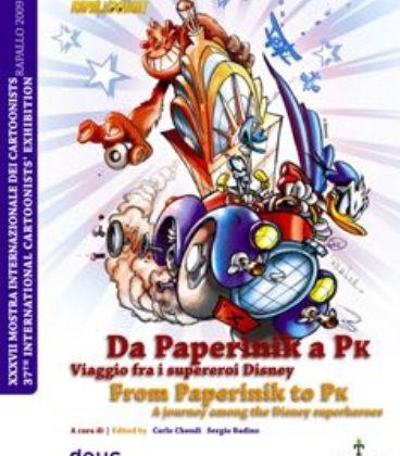 Da Paperinik a PK. Viaggio fra i supereroi Disney