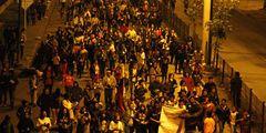 Unas 50.000 personas participaron en cacerolazo en Tunja Por: REDACCIÓN BOYACÁ 7 DÍAS | 11:34 p.m.  | 25 de Agosto del 2013