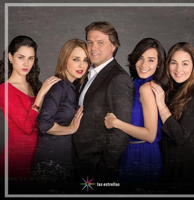 COLOR DE PASIÓN  Ximena Romo, Claudia Ramirez, Rene Strickler, Esmeralda Pimentel, Eugenia Cauduro