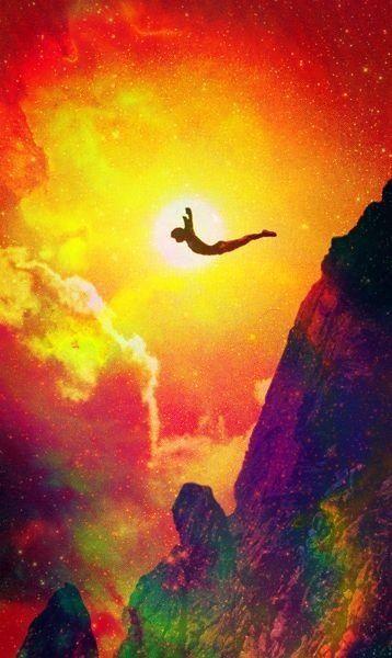 """""""No ofrecer resistencia es estar en estado de gracia, facilidad y ligereza. Este estado ya no depende de que las cosas sean buenas o malas. Sin embargo, parece paradójico que, cuando tu dependencia de la forma se ha ido, las condiciones generales de tu vida mejoran. Cosas o personas que creías necesitar, ahora llegan a ti sin lucha y eres libre para disfrutarlas. Igualmente todo perecerá, pero al haberse ido la dependencia ya no hay ningún temor a la pérdida. La vida fluye""""~ Eckhart Tolle"""