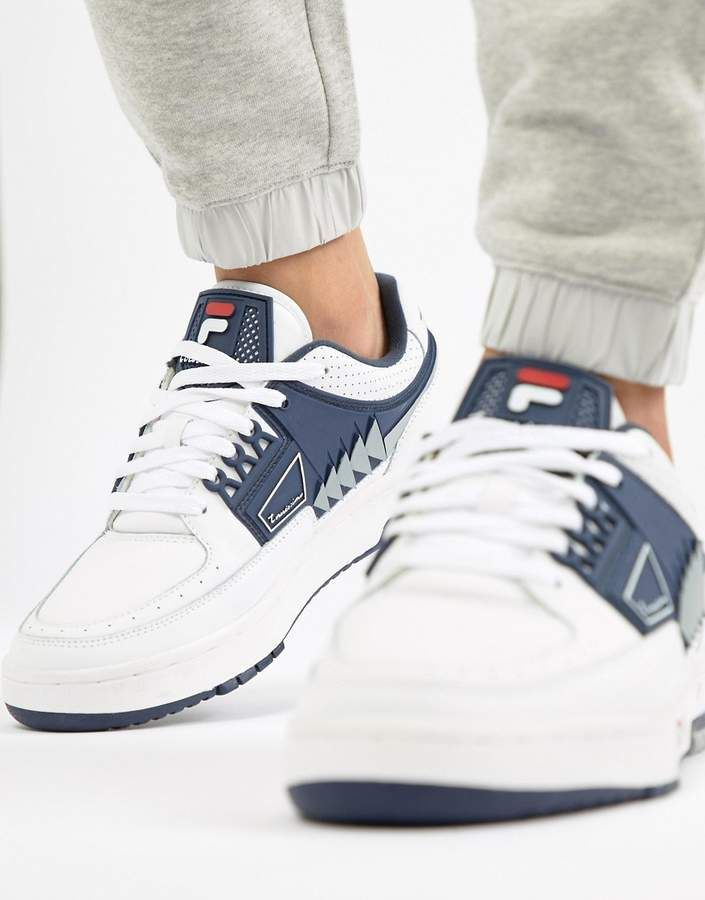 2fc0011ecc5d Fila Tourissimo Low Sneaker In White