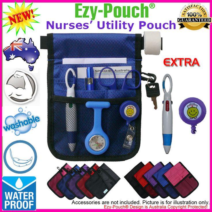 The 25 best nurse pouch ideas on pinterest galbladder diet quality purple blue ezy pouch nurse pouch bag pocket pick a color free gift malvernweather Images