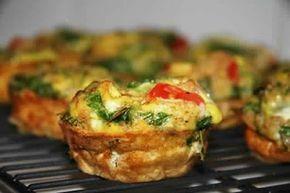 Slimming world: Breakfast egg muffins (slimming world friendly)