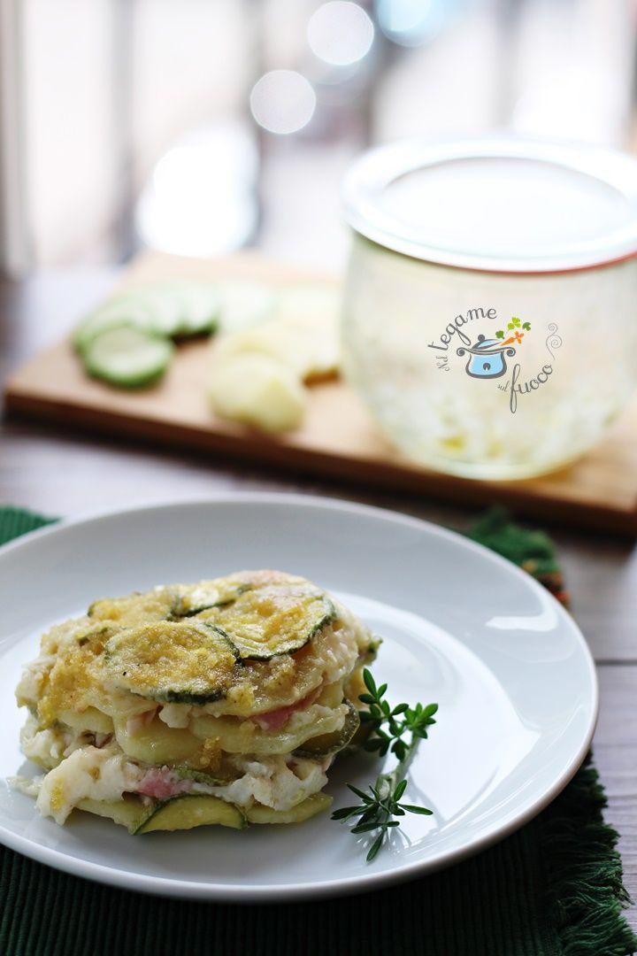Cotto in sei minuti, grazie alla tecnica della #vasocottura #cookingjar #microonde