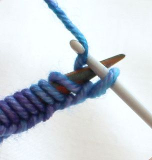 Crochet cast on (not provisional)