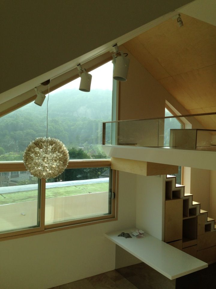 mom's room. by KMJ design works and inho Lee.