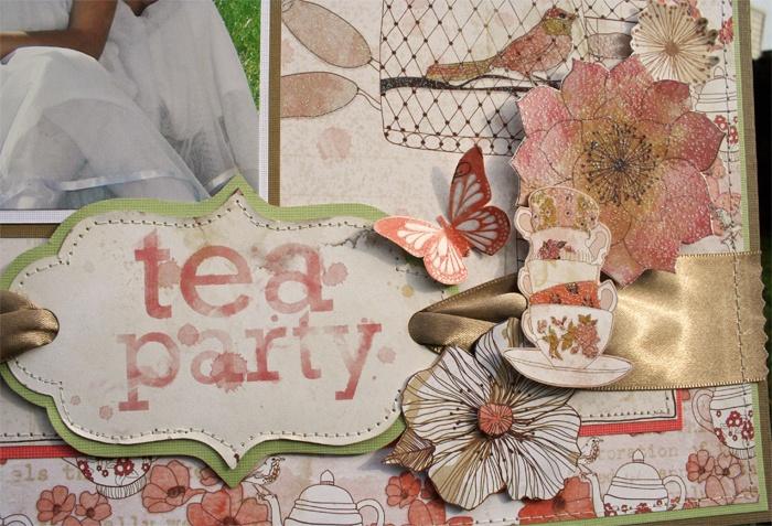 dcwv garden tea party - Google Search