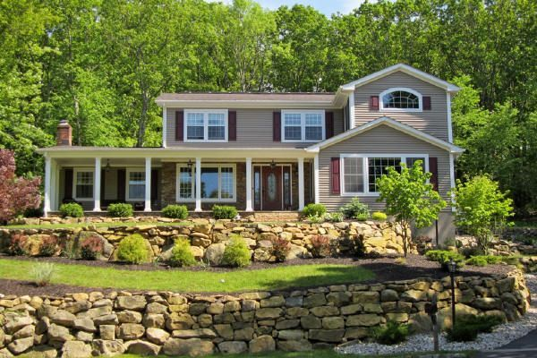 ranch house additions before and after | ranch house additions before and after | After (click to enlarge ...