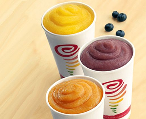 Very famous in the United States, Jamba Juice is the place to go if you look for cool fruit drinks. Fruits are fresh and good, thus you can make yourself different cocktails without alcohol.