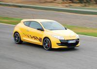 Renault Mégane 3 RS 2.0 T 250 ch - Version Cup sur circuit