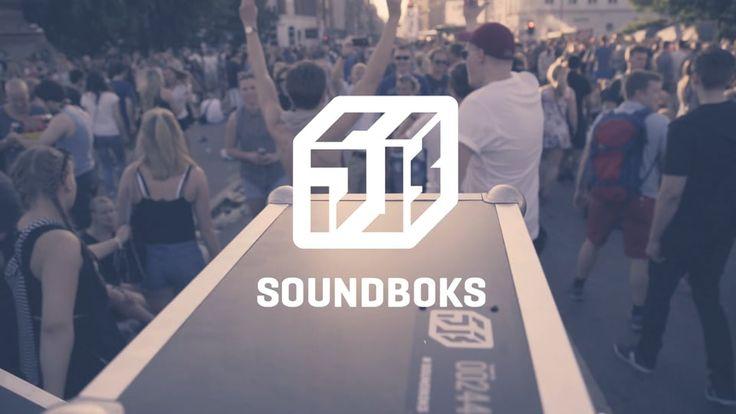 SOUNDBOKS x DISTORTION 2016 on Vimeo
