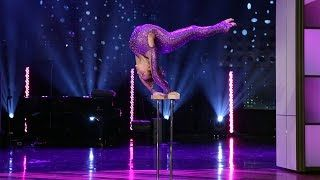 'AGT' Finalist Sofie Dossi's Gravity-Defying Performance! - YouTube