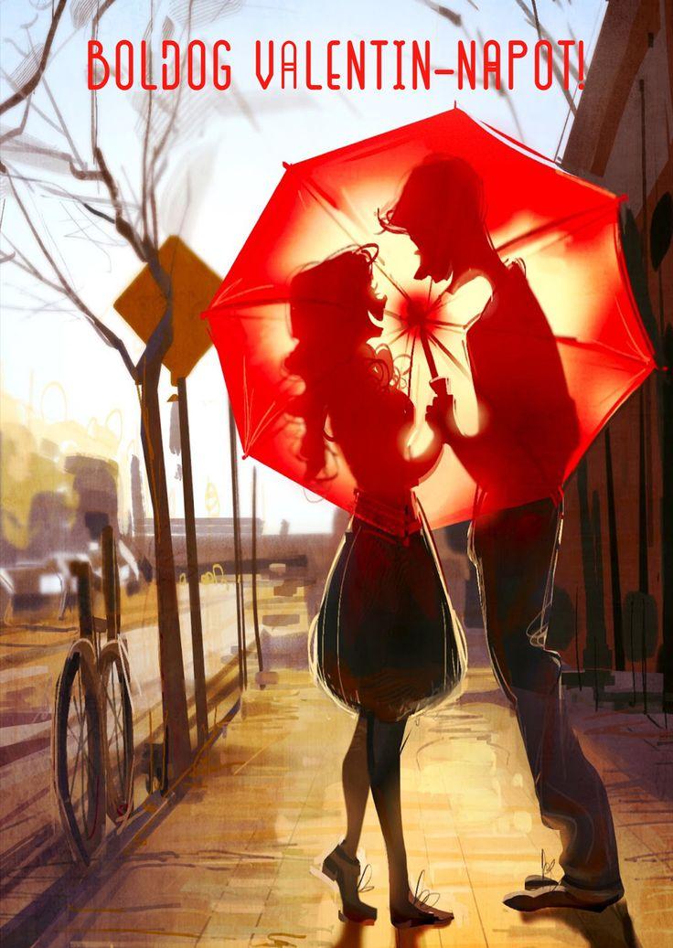 Boldog Valentin-napot! www.leplap.hu Kristy Kay -