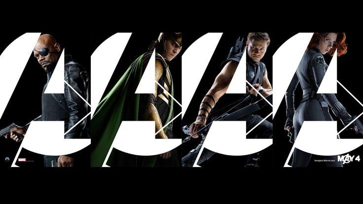 Avengers Logo HD Wallpapers