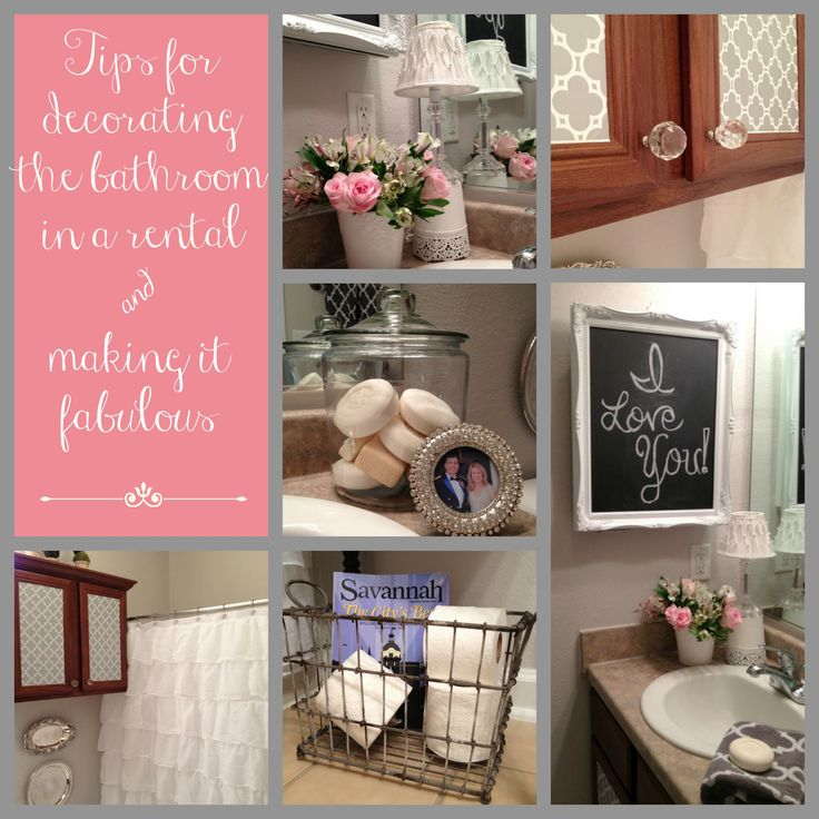 Our New Home–The Powder Room/Guest Bathroom
