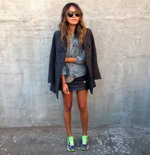 Outfit ideas that are chic, not sloppy..